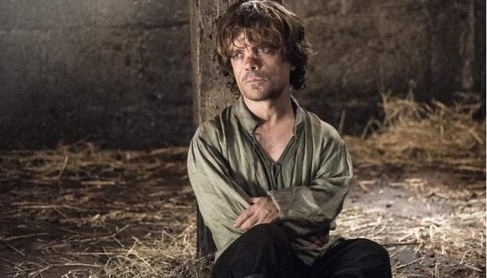 Tyrion Lannister Looking Sad
