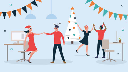 25 Jolly Office Christmas Party Ideas