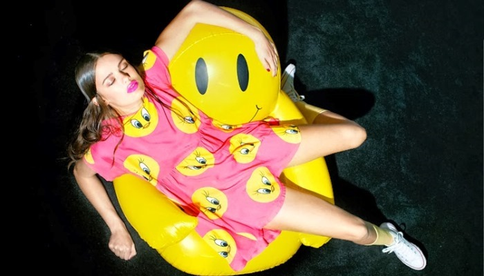 Lazy Oaf Looney Tunes