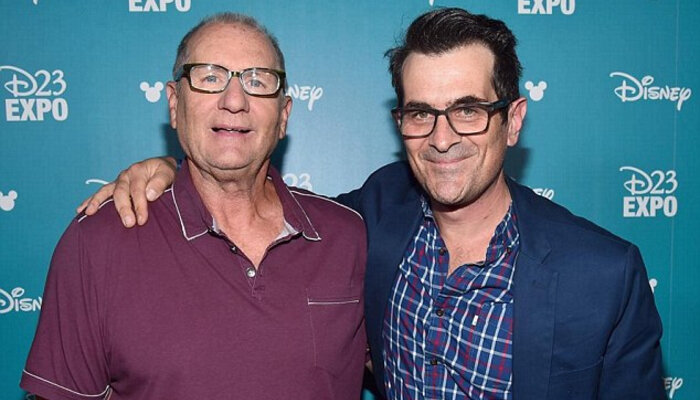 Ed O'Neil And Ty Burrell