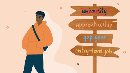 Not Going to Uni: 15 Alternatives to University